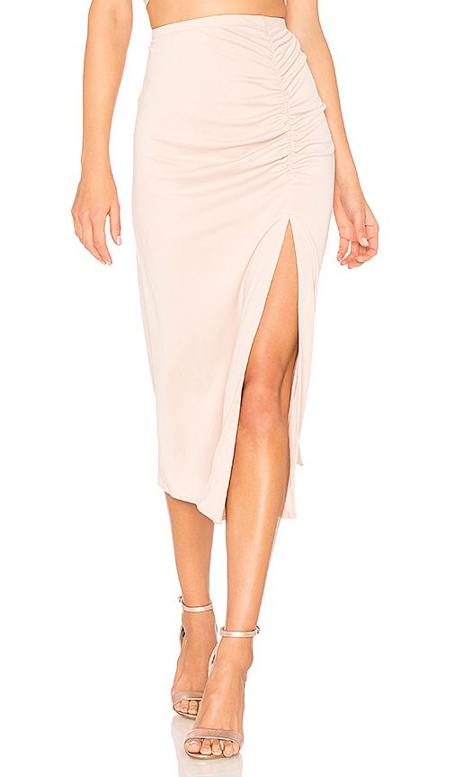 b3372332af Shop for Backstage Avalon Skirt in Blush at REVOLVE. Free 2-3 day shipping  and returns