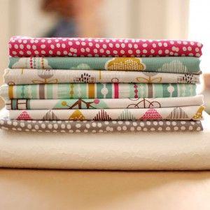 Typeface Quilt Kit - Warp & Weft | Exquisite Textiles