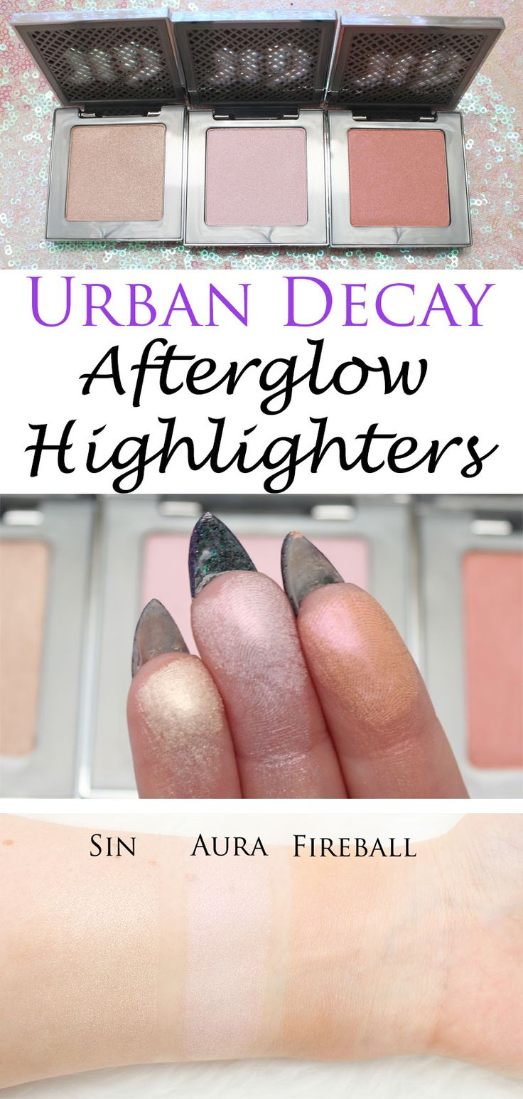 Urban Decay Summer 2016 is Here! Sharing the 6 new complexion perfection shades, 3 highlighters, 2 bronzers, 2 pencils, and my thoughts!
