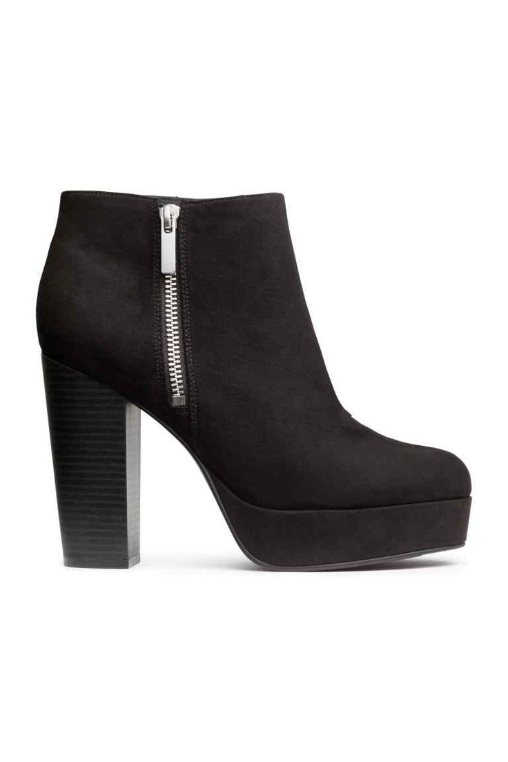 1000 ideas about high heel boots on pinterest heeled boots womens boots on sale and high boots. Black Bedroom Furniture Sets. Home Design Ideas