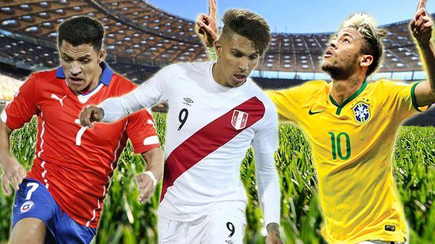 Las Eliminatorias Rusia 2018 ya son una realidad en Conmebol. A partir de este jueves se jugarán los diversos partidos de la fecha 1 de esta etapa previa a la próxima cita mundialista. La Selección Peruana hará su debut ante Colombia, sin James Rodríguez, en Barranquilla. Octubre 05, 2015.
