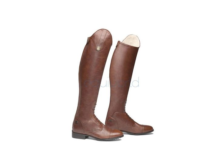 Vysoké jezdecké boty Supreme H.Rider Brown