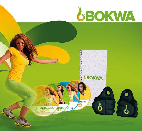 Bokwa Fitness Pakket is een energieke workout, waarmee je al dansend je hele lichaam in shape brengt.   De hele wereld is in de ban van hét nieuwe dans- en fitnessfenomeen: Bokwa. Een revolutionaire, maar simpele workout die laat zien dat sporten en plezier maken perfect samengaan!