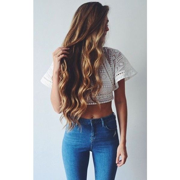 Wavy Hair Problems ❤ liked on Polyvore featuring beauty products, haircare, hair and curly hair care