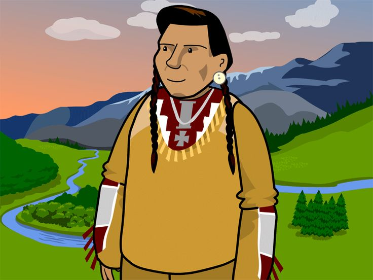 This social studies resource page with lesson plans and teaching tips, for Kindergarten to 3rd grades teaches about Chief Joseph, leader of the Wallowa band of Nez Perce in the Pacific Northwest.