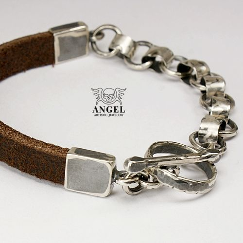 Nawałnica Mieczy - bransoleta / Anioł / Biżuteria / Dla mężczyzn
