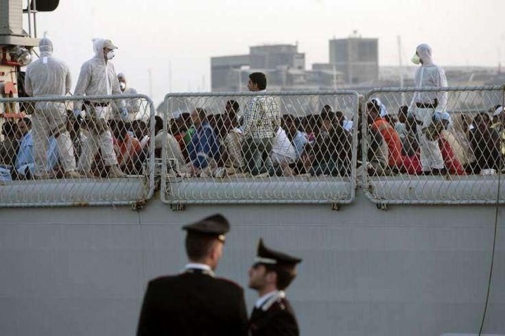 '300.000 Afrikanen op weg naar Europa'