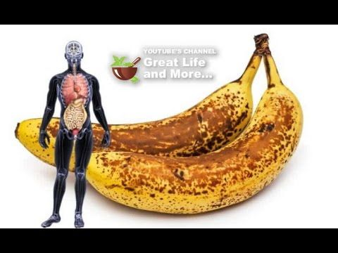 If you eat two bananas a day for a month, this is what happens to your body - YouTube