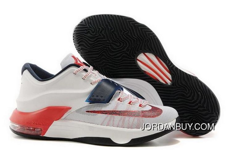 http://www.jordanbuy.com/clearance-nike-kd-7-2014-white-red-mens-shoes-shoes-now.html CLEARANCE NIKE KD 7 2014 WHITE RED MENS SHOES SHOES NOW Only $85.00 , Free Shipping!