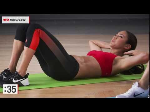 The Eight Minute At Home Abs Workout - YouTube