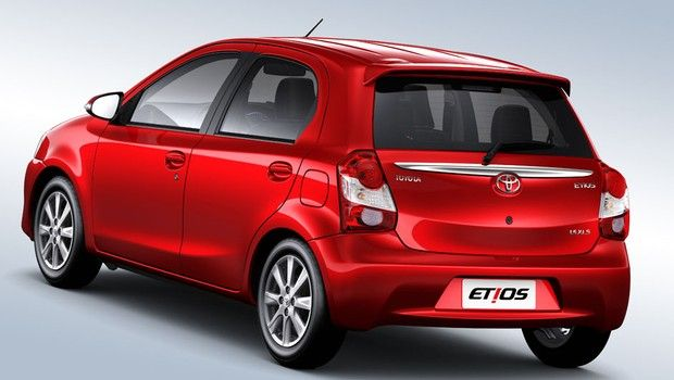 Toyota Etios ganha melhorias importantes para linha 2017