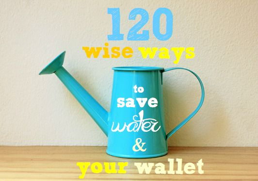 Water conservation   120 wise ways to save water and your wallethttp://savingsroom.com.au/wp-content/uploads/2013/11/savewaterwallet.jpg http://savingsroom.com.au/water-conservation-120-ways-save-water-wallet/Water conservation is a major priority for Australians. Currently an Aussie making a simple stop in the toilet will use 40% more water than needed. Westerners are using 135 litres of water each day, which equals about 150,000 cans of coke! In developing countries that fi