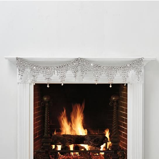 19 Best Images About Mantel Scarf On Pinterest Mantels