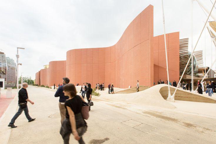 Galería - Los cinco mejores pabellones de la Expo Milán 2015 - 43