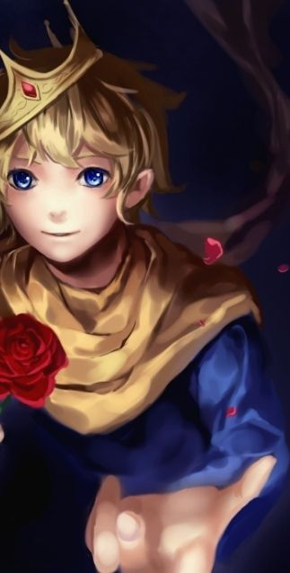 Le Petit Prince by Escente on DeviantArt