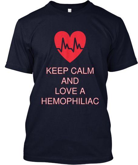 Bridget's 2014 Hemophilia Fundraiser | Teespring