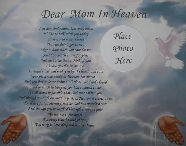 Deceased Mother Poems From Daughters | Quinn | Pinterest ...
