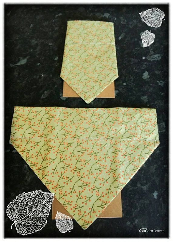 Check out this item in my Etsy shop https://www.etsy.com/uk/listing/293765539/medium-dog-bandana-slip-over-collar