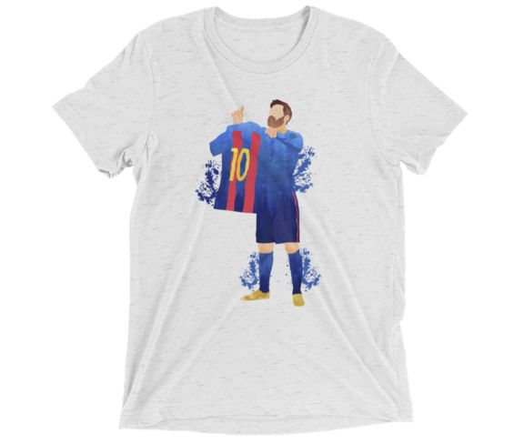 Buy at https://www.etsy.com/shop/Teesofalltime  Lionel Messi Messi shares his birthplace with the Argentinian revolutionary Che Guevera. #Messi #lionelmessi #10 #fcbarcelona #fcb #500thgoal #barcelonista #futbol #soccer #tees #sports #teesofalltime #toats #sportsfacts #soccerfacts #futbolfacts #funfacts