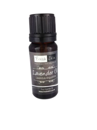 3 drops Lavender Essential Oil