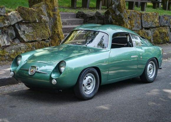 Fiat Abarth Zagato