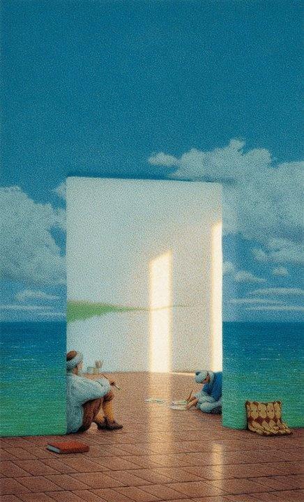 My favorite artist: Quint Buchholz: