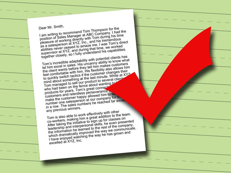 If you've not written a letter of recommendation before, the process can seem a bit intimidating. Fortunately, all letters of recommendation involve common elements that you can master easily. Read on to learn how. ===Starting to Write===