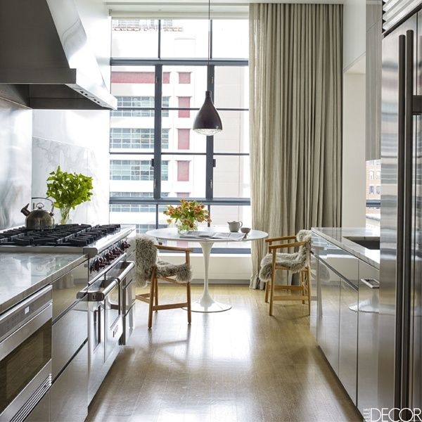 Gray Galley Kitchen: 17 Best Images About Silla Y Mesa Tulip On Pinterest