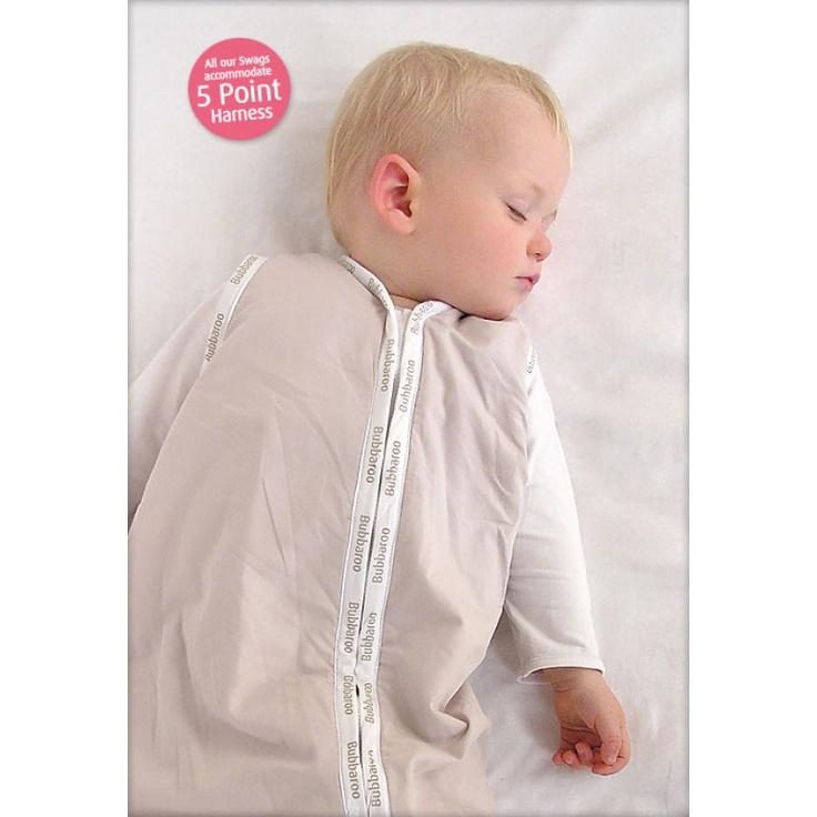 Bubbaroo Joey Swag Sleeping Bag - Mocha