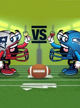 Super Bowl XLIX will be played on February 1, 2015 at University of Phoenix Stadium in Glendale, Arizona. It's too early at the time of writing to pick wines from the two final states represented in the game, though for something you could find easily throughout the US there are only two producers in the current eight team bracket... http://eat.snooth.com/articles/super-bowl-wines/