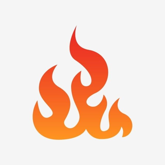 Fire Vector Design Clipart Flame Clipart Fire Vector Png And Vector With Transparent Background For Free Download Vector Design Fire Vector Clip Art