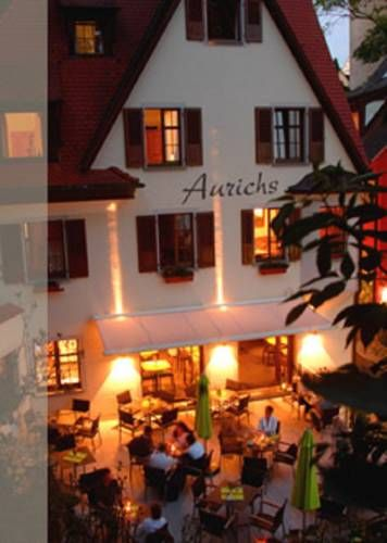 Hotel Aurichs Meersburg Hotel Aurichs is set in Meersburg, 8 km from Konstanz and 42 km from Bregenz. Guests can enjoy the on-site restaurant.  All rooms have a TV. Hotel Aurichs features free WiFi throughout the property.  You will find room service at the property.