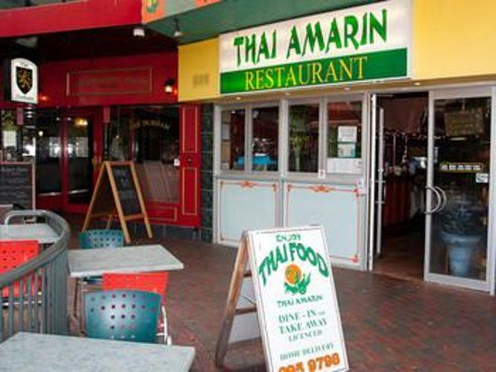 Thai Amarin Restaurant in Griffith ACT
