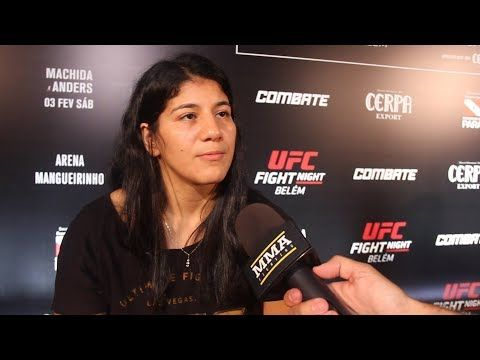 MMA Ketlen Vieira Will Ask For UFC Title Shot With Win Over Cat Zingano - MMA Fighting