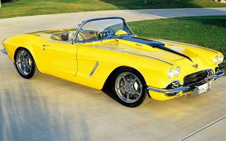 346 best corvette yellow images on pinterest corvettes stingrays and yellow. Black Bedroom Furniture Sets. Home Design Ideas