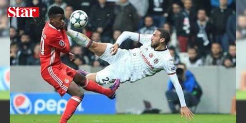 Premier Lig devi hayran kaldı! Cenk Tosun... : UEFA tarafından maçın adamı seçilen ve 58. dakikada müthiş vole vuruşu Haftanın golü adayı olarak gösterilen Beşiktaşın golcüsü Cenk Tosuna Premier Lig kapıları açıldı.  http://www.haberdex.com/spor/Premier-Lig-devi-hayran-kaldi-Cenk-Tosun-/97110?kaynak=feed #Spor   #Premier #Cenk #Tosun #golü #Hafta