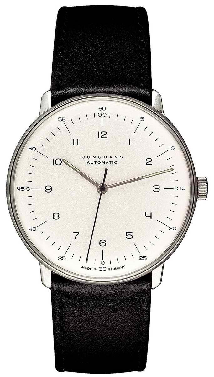 Max Bill Automatic Wrist Watch MB-3500 visit shopbalthazar.com