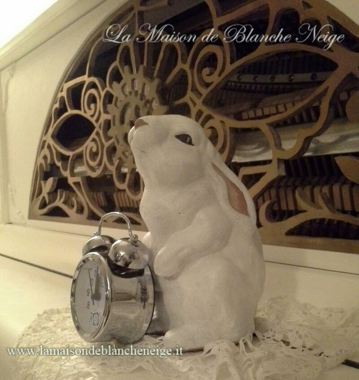 follow the White Rabbit in my fabolous shabby chic word .... shabby chic furniture and home furnishing