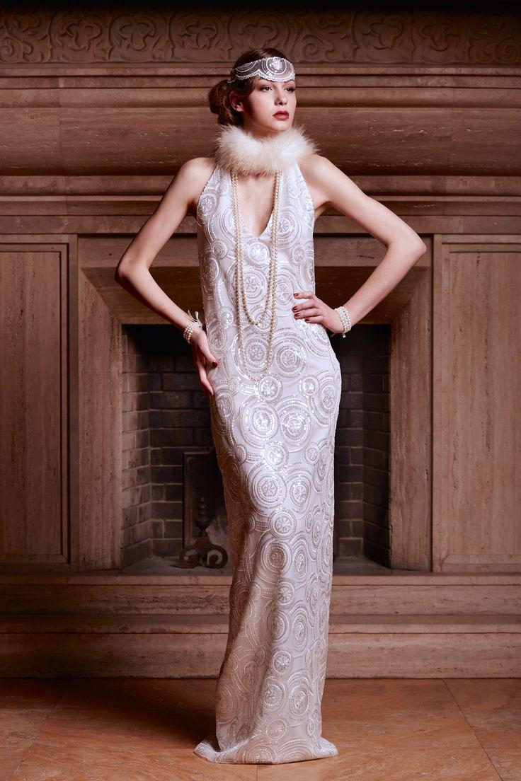 Alisa wedding dress Zelda