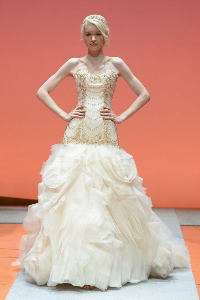 Disney Princess Themed Wedding Dresses at Exclusive Wedding ...
