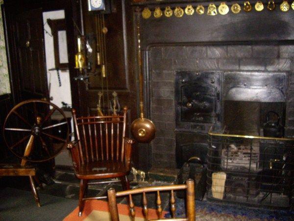 Beatrix Potter house,kitchen