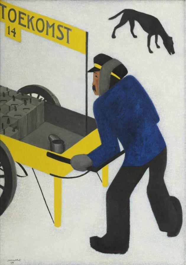 Johan van Hell - De toekomst 14 (1928)