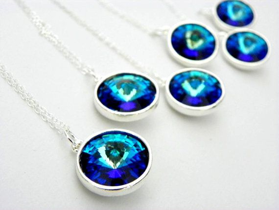 Hey, I found this really awesome Etsy listing at http://www.etsy.com/listing/128449488/bermuda-blue-necklace-rivoli-crystal