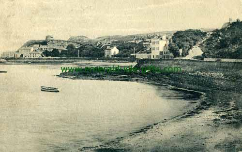 Dublin (North) - Howth - Dublin - Facing East - circa 1910