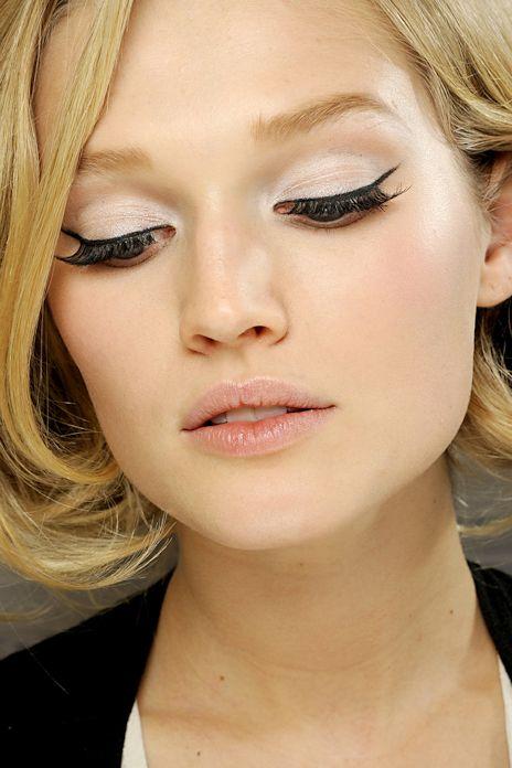 Make up Dior défilé Haute Couture Printemps/Été 2012.