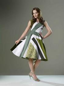 CREATIVELY RECYCLING: RECYCLED DRESSES_ Wayne Hemingway