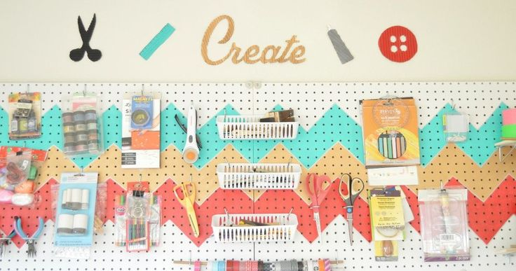 The Easy Way to Make Textured Cardboard Wall Decor