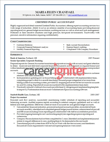 10 best Everything You Need To Know To Get A Job in Accounting - resume samples for accounting jobs