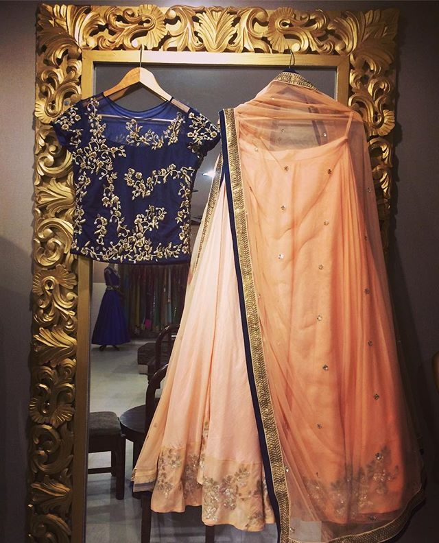 WEBSTA @ iinaracouture - ready to ship #lehenga #iinara #iinaracouture #regal #weddings2016 #designerwear #designer #gurgaon #gurugram #london #ethnicwear #bridesmaid #bridal #