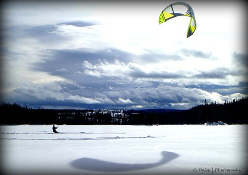 King Eddy Lake Vernon BC Kiteboarding -- Curated by: Ultimate Social Club | #4 1900 46th avenue | 2505494418